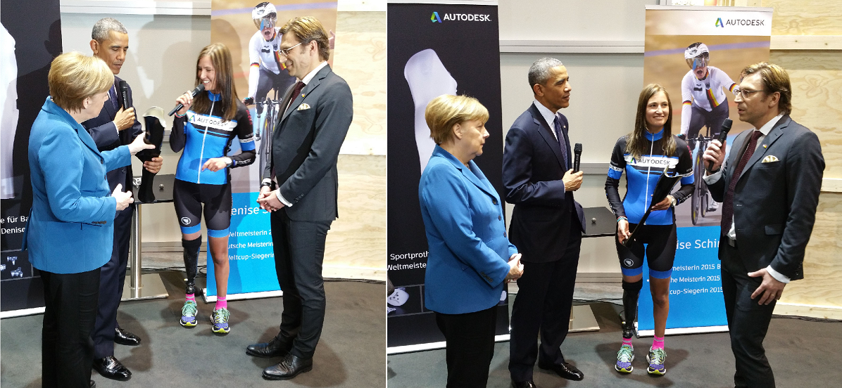 Obama, Merkel, Schindler, Pixolli Studios