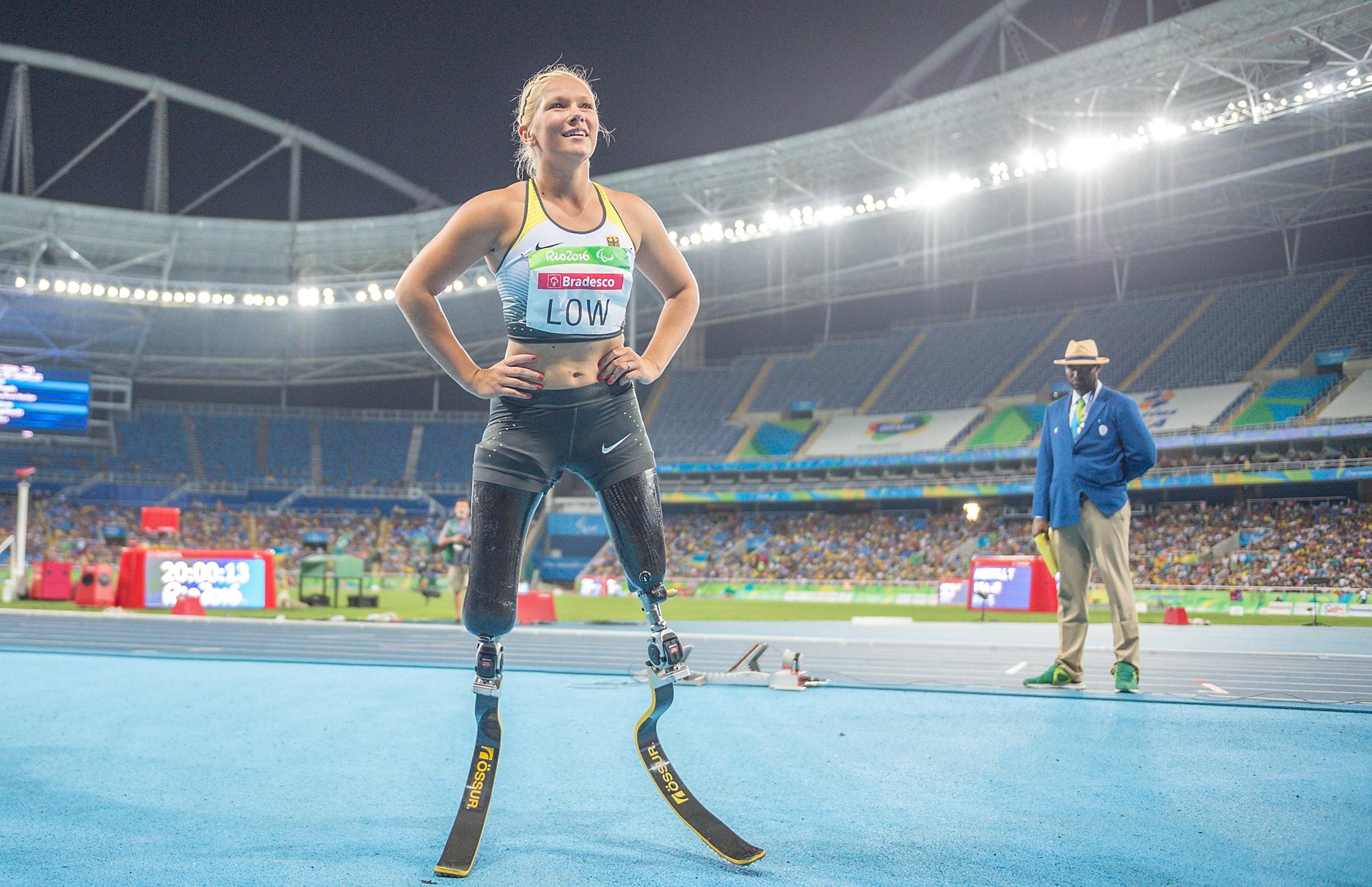 Leichtathletik – tolle Sportfotografie möglich …