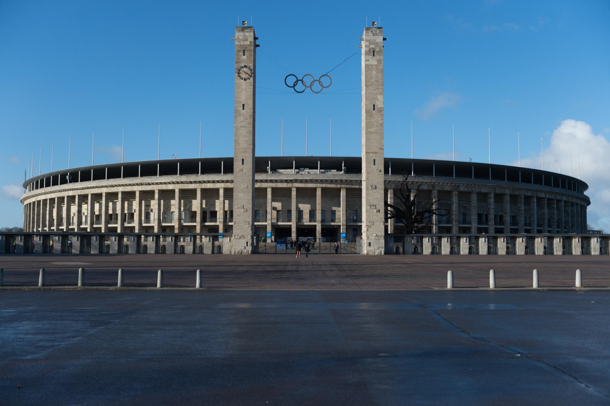 Unfassbar – Berliner Olympiastadion