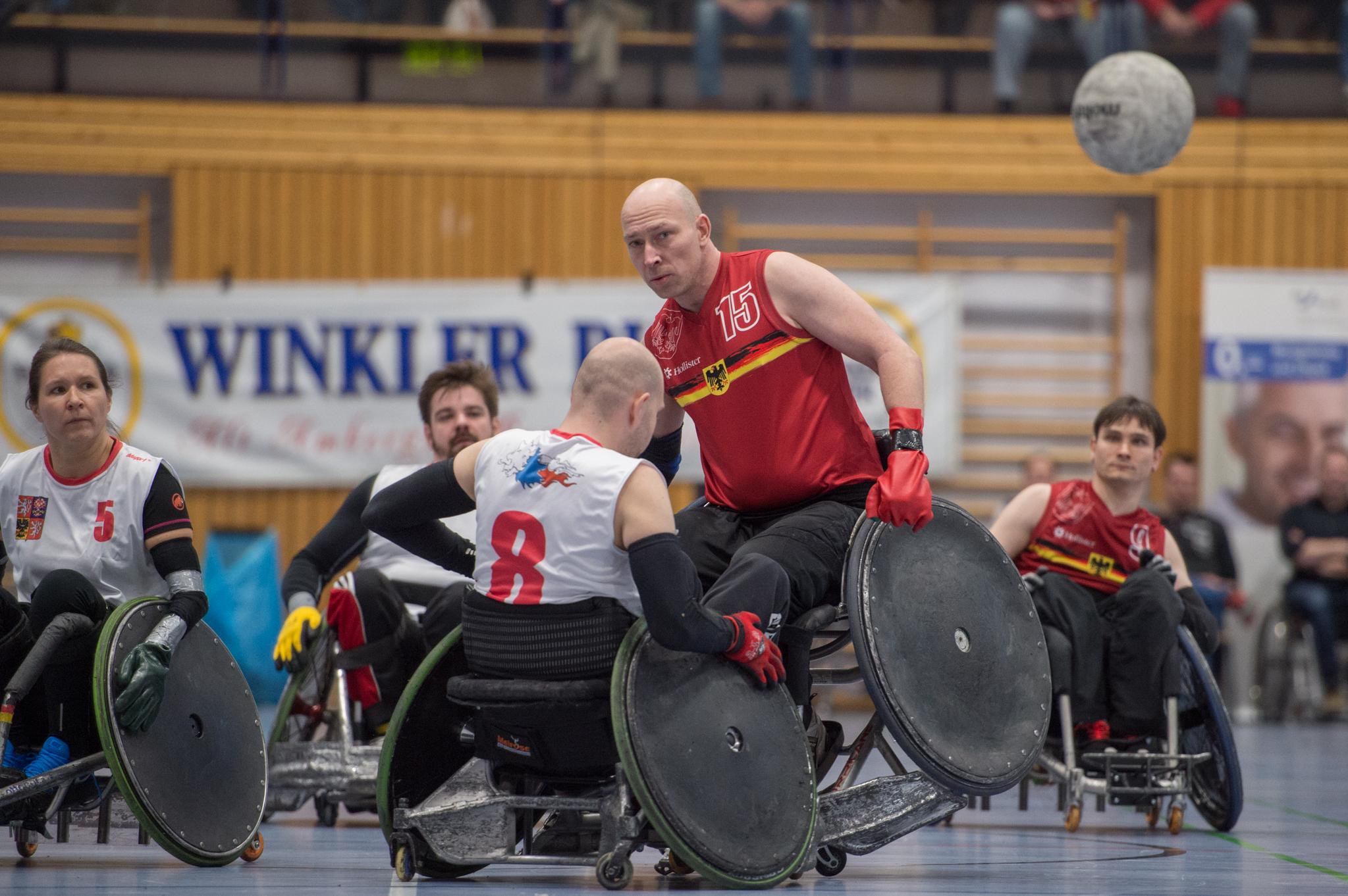 IWRF European Championship Koblenz 2017