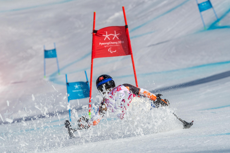 Paralympics 2018 in PyeongChang / Südkorea