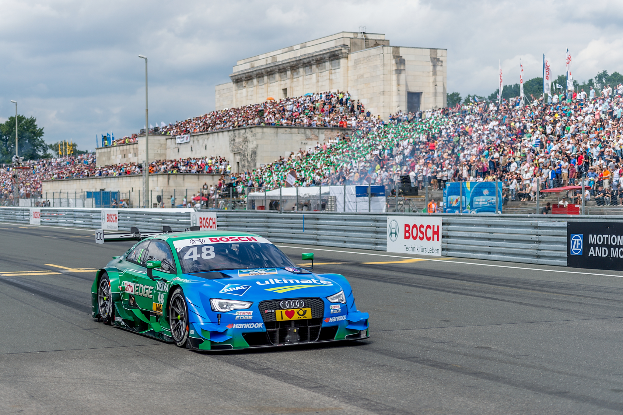 DTM 2016 – 74. International ADAC Norisring Speedweekend